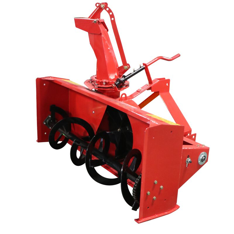 Category  1, 3 Point 5' Snow Blower PTO Driven