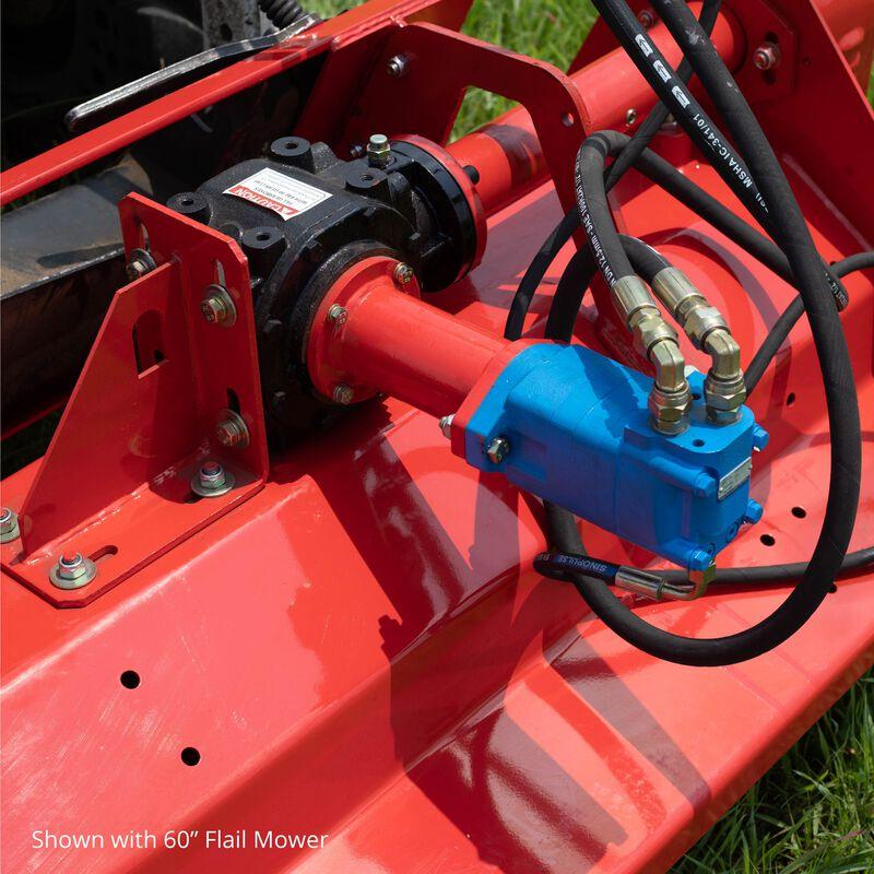 Hydraulic Skid Steer Flail Mowers