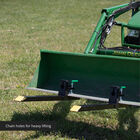 """SCRATCH AND DENT - 30"""" Clamp on Pallet Fork 1500 lb Capacity - FINAL SALE"""