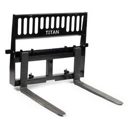 Pro-Duty Pallet Fork Attachment with Pallet Fork Blades