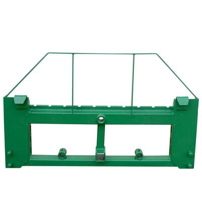 "Pallet Fork Frame | Fits John Deere | 2"" Hitch 
