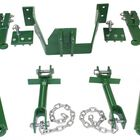 3 Point Hitch Bolt on Conversion Kit fits John Deere models A B G 50 60 and 70