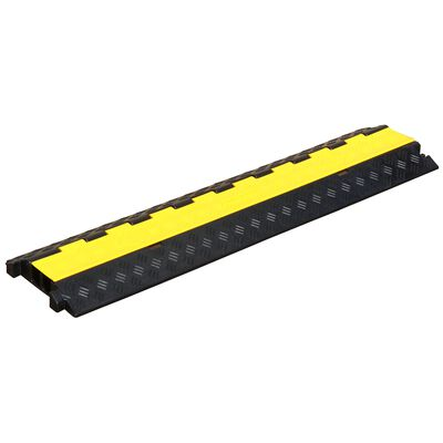 Cable Protector | 2-Channel Small | 12 Ton Capacity