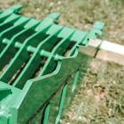 48-in Fine Grade Skeleton Rock Bucket w/ Teeth Fits John Deere Loaders