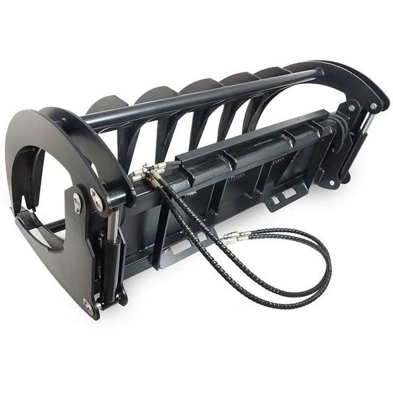 "Titan 72"" Extreme Root Grapple Rake Attachment"