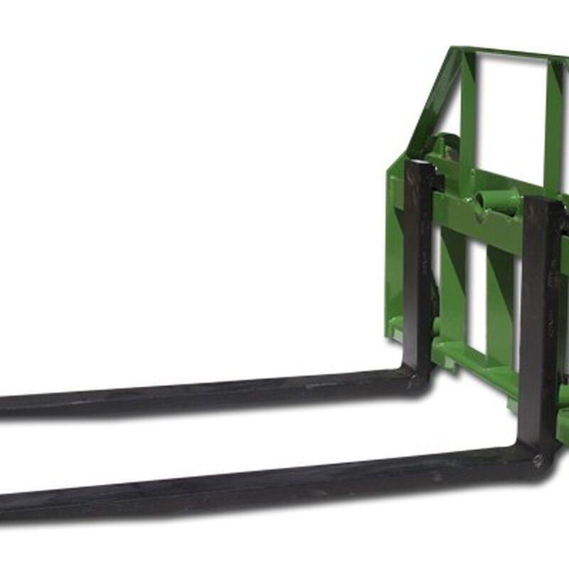 """42"""" Pallet Fork Attachment fits John Deere"""