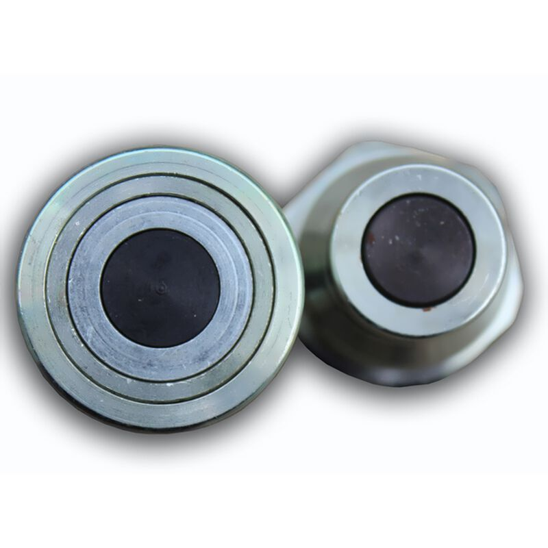 """3/4"""" Flat Face Male and Female Hydraulic Coupler NPT"""