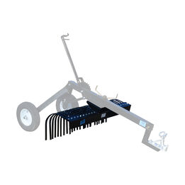 4 FT Landscape Rake For Transformer Tow Frame – Attachment Only