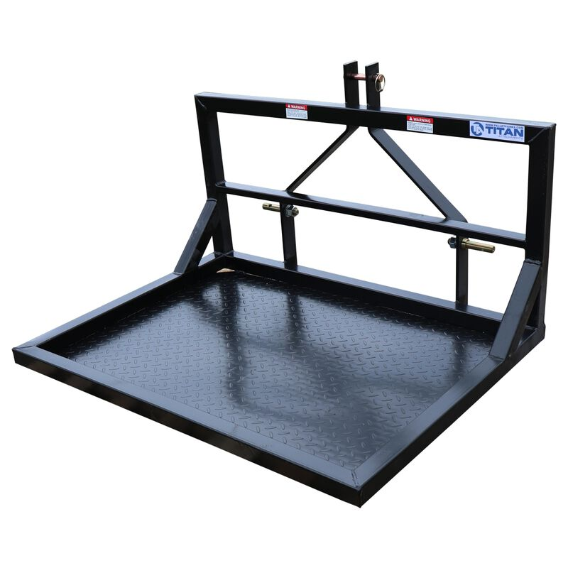 Category 1, 3 Point Carry All with Steel Platform | 4ft