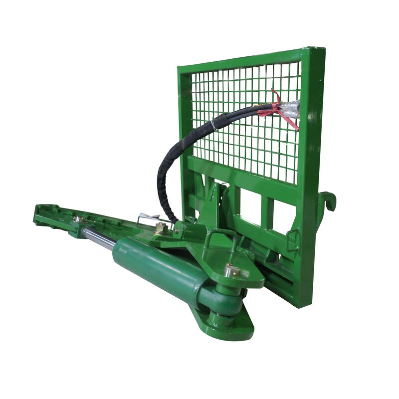 "12"" HD Rotating Tree Shear Attachment Fits John Deere Global Euro Loaders"