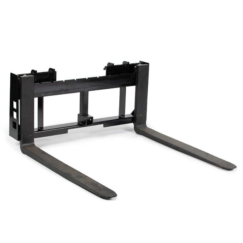 45-in Pallet Fork Frame Attachment with 60-in Fork Blades