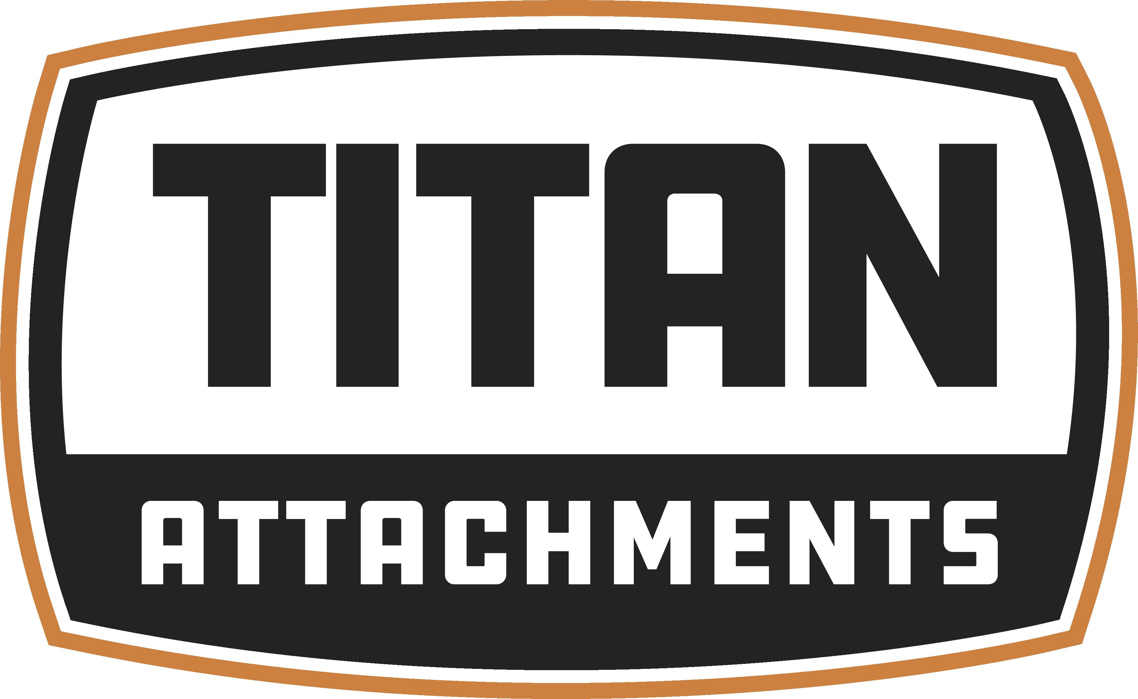 Titan Attachments Primary Logo