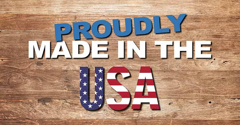 Promotion - Proudly Made in the USA Products