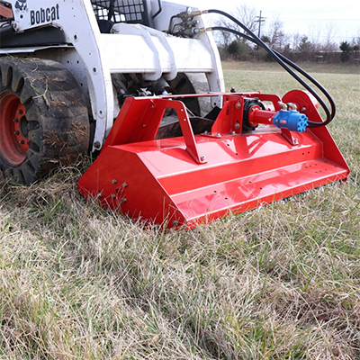 Skid Steer Flail Mower Attachments