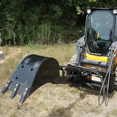 Skid Steer Fronthoe Attachments