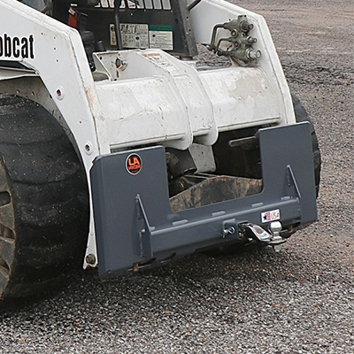 Skid Steer Trailer Moving Attachments